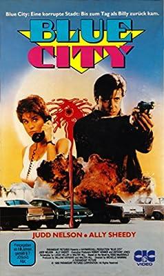 Blue City [VHS]