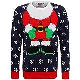 Christmas Shop Herren Weihnachtspullover