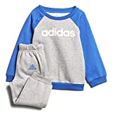 adidas Unisex Baby Linear Jogger Fleece Trainingsanzug