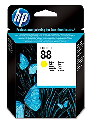 HP 88 Yellow Original Ink Cartridge