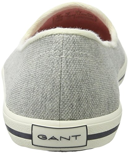 Gant - New Haven, Mocassini Donna Grau (gray melange)