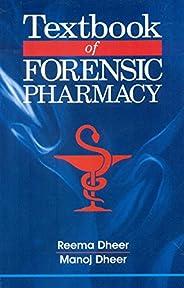 TEXTBOOK OF FORENSIC PHARMACY (PB 2018)