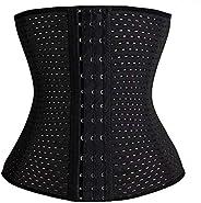 Women Waist Tummy Belt Body Shaper Waist Trainer lose weight Shaper Slim Belt Corset Bustier -Size