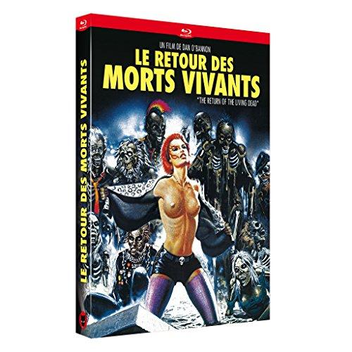 Image de Le Retour des Morts Vivants [2DVD-BLURAY] [Blu-ray] [Combo Blu-ray + DVD - Édition Limitée]