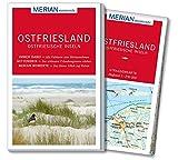 MERIAN momente Reiseführer Ostfriesland Ostfriesische Inseln: Mit Extra-Karte zum Herausnehmen