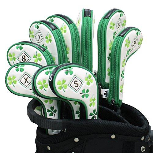 Artesano Golf 9(5,6,7,8,9, a, P, S, X) trébol...