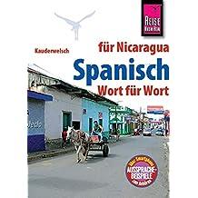 Spanisch für Nicaragua. Wort für Wort. Kauderwelsch.