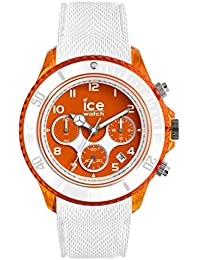 Ice-Watch - 014221 - ICE dune - White Orange red - Large - Chrono