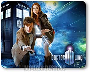 Doctor Who Neoprene Mouse Mat / Mouse Pad (Design 8)
