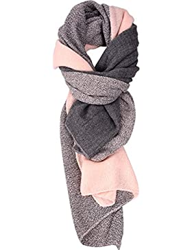 Pashmina de cachemira para mujer de Kukome perfecta para otoño/invierno