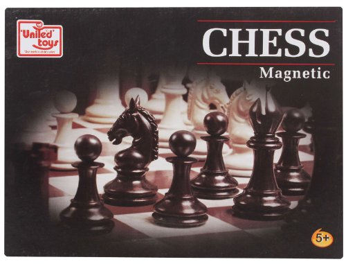 United Toys United Toys Chess Set Magnetic, Multi Color
