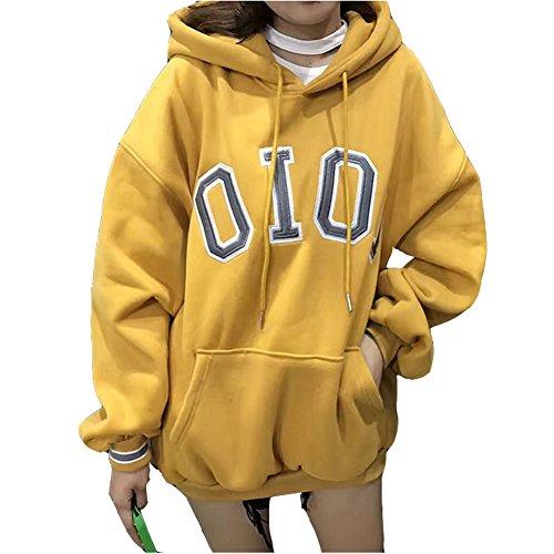 tiny-time-schule-mdchen-jungen-gro-yards-hoodies-oioi-stickerei-studenten-kapuzenpullover-m-gelb