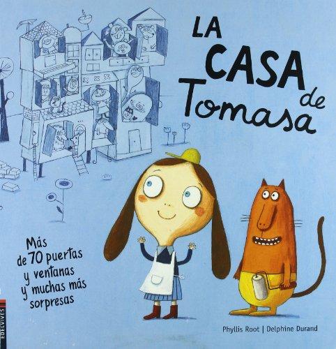 La casa de Tomasa es pequeña y cómoda, ideal para ella y su gato. . Pero Tomasa acoge a toda la gente que llega y cada vez hay . menos espacio para ella y su gato!