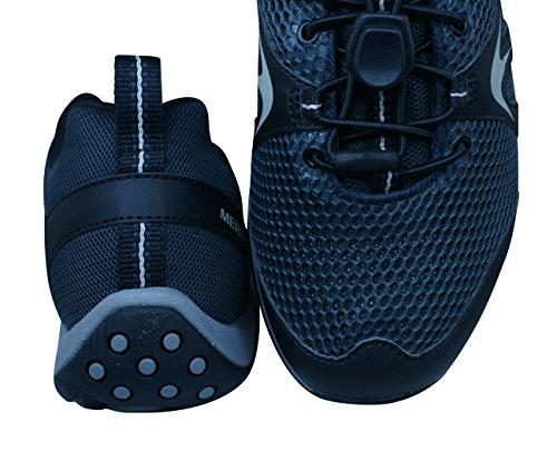 Merrell Rapidbow Shield Stretch Hommes Courir Baskets Black