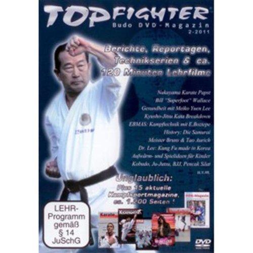 Bild von Top Fighter Budo DVD-Magazin 2-2011 - Reportagen, Technikserien & ca. 120 Min. Lehrfilme
