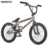 KHE BMX Fahrrad STRIKEDOWN PRO patentierter Affix 360° Rotor 20 Zoll nur 9,7kg!