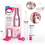 STARVIN Premium Sweet Sensitive Touch Electric Trimmer For Women (Hair Removal) -01