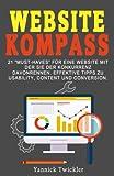 Der Website Kompass: Internetpräsenz für Ihr Geschäft