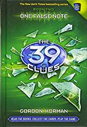 One False Note (The 39 Clues) book 2