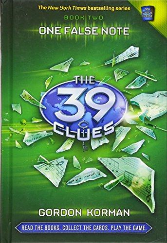 One False Note (The 39 Clues) por Gordon Korman