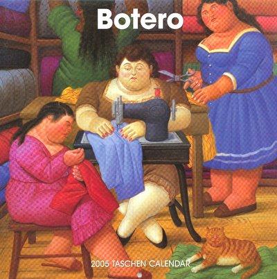 Botero : Calendrier 2005