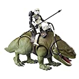 Hasbro E0333EU4 Star Wars The Black Series Dewback und Sandtrooper Actionfigur, 6 Zoll