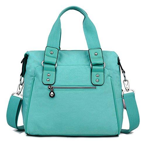 TianHengYi - Sacchetto donna verde 1