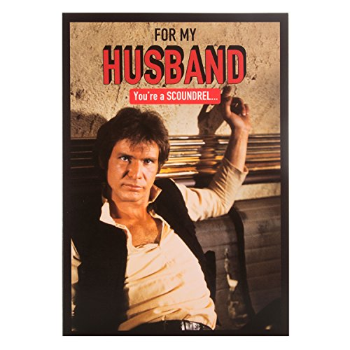 Hallmark Star Wars Husband Valentinstag Karte