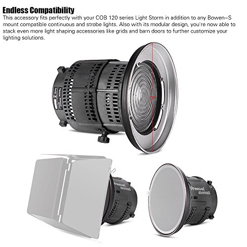 Aputure LS COB 120d LED Video Light 6000K Studio Continuous Lighting