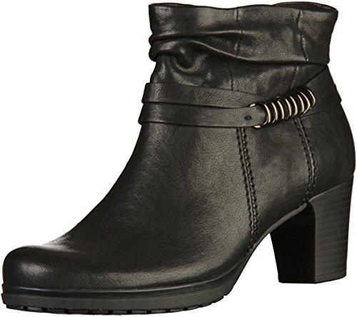 Gabor Damen Comfort Basic Stiefel Schwarz (27 Schwarz (Micro))