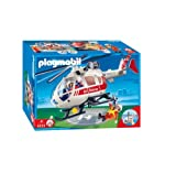 PLAYMOBIL® 4222 - Notarzthelikopter