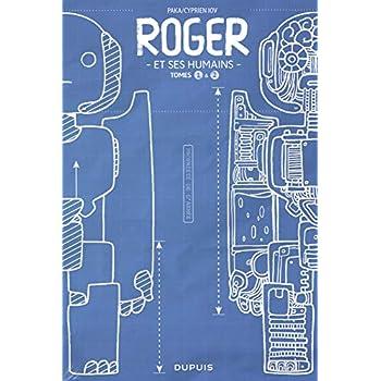 Fourreau T1 et T2 Roger et ses humains