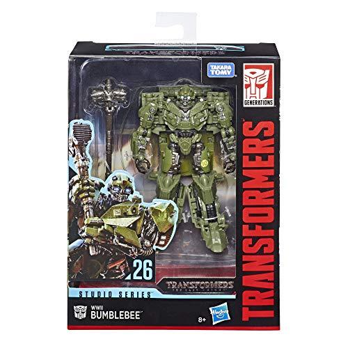 Transformers E3698ES1 TRA GEN Studio Series Deluxe WWII BB, Multicolour