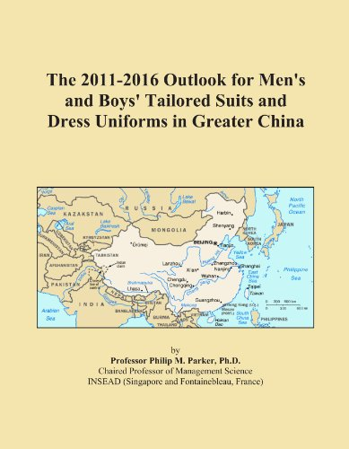 The 2011-2016 Outlook for Men's and Boys' Tailored Suits and Dress Uniforms in Greater China - Tailored Dress Chino