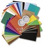 folia 951 - Laternen Bastel Set, 37 teilig für folia 951 - Laternen Bastel Set, 37 teilig