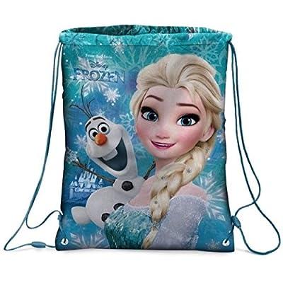 Star Disney Frozen - Mochilas con impresión en Ambos Lados, 32,5 x 43 cm por Star S.P.A.