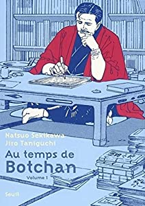 Au Temps De Botchan Edition simple Tome 1