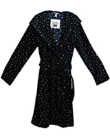 taubert kimono mit kapuze l nge 120cm bekleidung. Black Bedroom Furniture Sets. Home Design Ideas