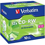 Verbatim DataLifePlus CD-RW x 10 700 Mo
