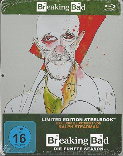 Season 5 (Steelbook) (Limited Edition) [Blu-ray]