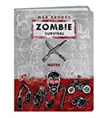 (Zombie Survival Notes Mini Journal) By Brooks, Max (Author) Hardcover on (07 , 2008)