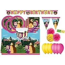 Amazon.it: masha e orso compleanno
