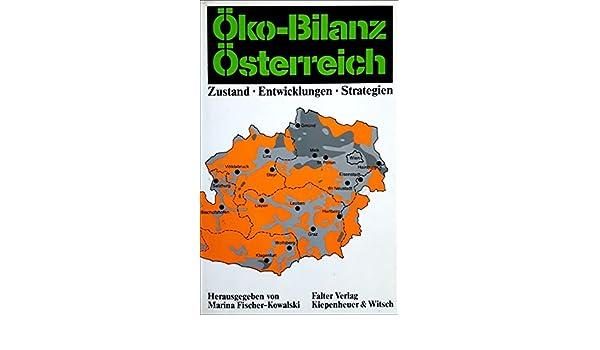 öko Bilanz österreich Zustand Entwicklungen Strategien Amazonde