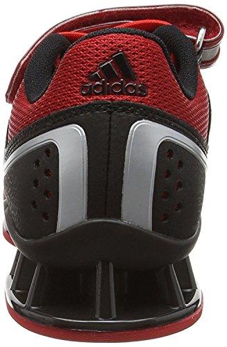 a53cab3ec3e769 adidas Unisex Adults  Adipower Multisport Indoor Shoes – Elite ...