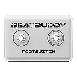 Singular Sound Beatbuddy Footswitch Argenté