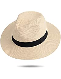 6850f0b485fc Sombreros Panamá para hombre   Amazon.es