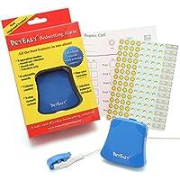 Nueva DryEasy mojar la cama alarma con control de volumen, 6 seleccionables Sonidos y vibraciones