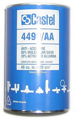 Preisvergleich Produktbild - Castel 4490/A disidratore säurebeständigem