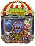 Moshi Monsters The Magnificent Moshi Circus Collectors Action Figure (Pack of 5)