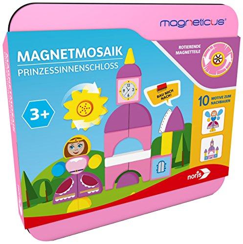 noris 606041767 Magneticus Magnetmosaik-Prinzessin